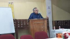 Kanoria PG Mahila Mahavidyalaya, Jaipur 06/07/2017 Journal Article Writing