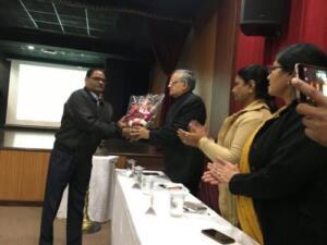 Sanjay TT College , Jaipur 14/12/2017 Emerging Cyber Threats & Their Solutions
