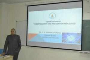 J.K Lakshmipat University Jaipur 15/12/2017 Cyber Security and Prevention