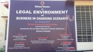 University Five Year Law College, University of Rajasthan, Jaipur 03/03/2017 Intellectual Property Rights and Cyber Laws