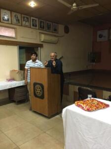 Lioness Club, Jaipur 23/04/2018 Awareness, Prevention of Cyber Crime and Cyber Security