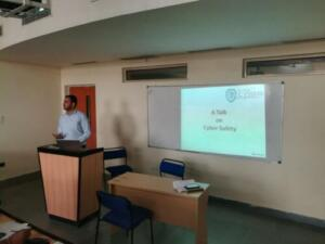 Amity Institute of Behavioral and Allied Science, Amity University, Jaipur 25/04/2018 Awareness, Prevention of Cyber Crime and Cyber Security