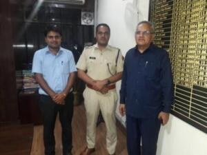 Office of Superintendent Police, Dausa 08/11/2016 Investigation of Cybercrime Cases