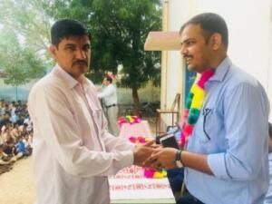 Govt. Boys Sr. Sec. School, Rajaldesar, Churu 05-09-2018 Cyber Security: Safe use of Computer and Mobile