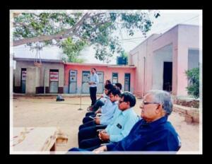 Govt. Adarsh Sr. Sec. School, Sangaasar, Ratangarh 07-09-2018 Cyber Security: Safe use of Computer and Mobile