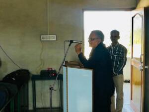 Vivekanand Sr. Sec. School, Rajaldesar, Churu 01-10-2018 Cyber Security: Safe use of Computer and Mobile