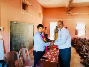 Govt. Sr. Sec. School, Jeganiya Bidavatan, Churu 02-10-2018 Cyber Security: Safe use of Computer and Mobile